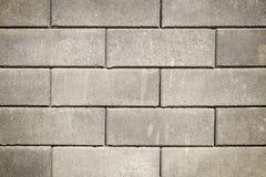 Betonowy ściana z cegieł Obraz Royalty Free