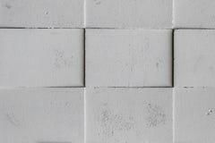 Betonowy blok ścienna tekstura Zdjęcia Royalty Free