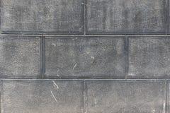 Betonowy blok ścienna tekstura Fotografia Royalty Free