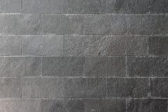 Betonowy blok ścienna tekstura Obraz Royalty Free