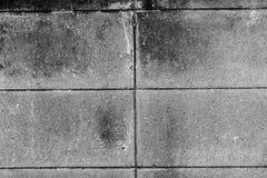 Betonowy Blok Popielata tekstura Zdjęcie Royalty Free