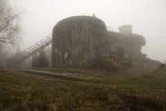 Betonowy bunkier Zdjęcie Stock