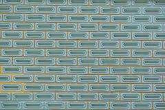 Betonowy ceglany tło Obraz Royalty Free