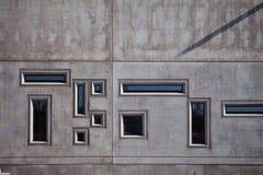 Betonowy konstruktywizm Zdjęcie Royalty Free