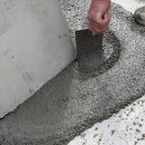 betonowy podesłanie Zdjęcie Royalty Free