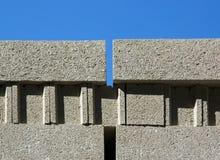 Betonowy sięgacz Zdjęcie Stock