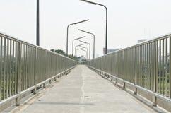 Betonowy wiadukt Obraz Stock