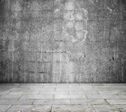 betonowy wnętrze Obraz Stock