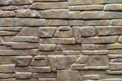 Betonplatte-Granitstärke des Steinwand-Hintergrundes stark Stockfotografie