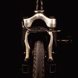 Betonte Formen eines Fahrrades Lizenzfreies Stockbild