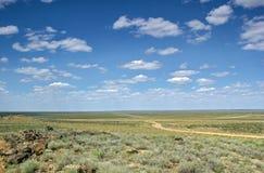 Betpakdala steppe southern kazakhstan Stock Images