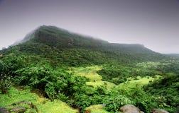 Beträchtliche Monsun-Landschaft Lizenzfreies Stockbild