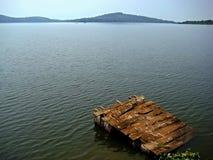 Beträchtlicher See Lizenzfreies Stockfoto