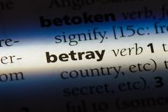 betray Stock Images