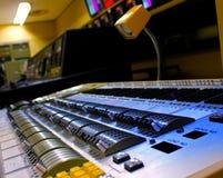 Betreiber-Studio lizenzfreie stockfotografie