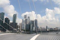 Betreten Sie Singapur-Fluss Lizenzfreies Stockbild