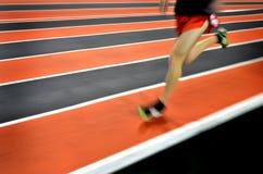 Betrieb eines Rennen-Wettbewerbs Lizenzfreies Stockbild