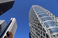 Betriebsart Gakuen Kokon-Kontrollturm Stockbild