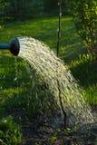Betriebsbewässerung Stockfotos