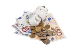 Betriebskosten - running costs Stock Image