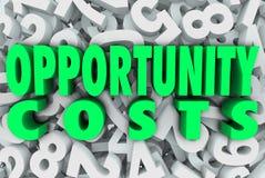 Betriebsmittelzuweisungs-Prioritäts-Aufgaben-Projekte der Kosten Lizenzfreie Stockfotos