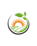 Betriebsversicherungszusammenfassung der Bauernhofgeschäftszusammenfassung 2 lizenzfreie abbildung