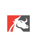 Betriebsversicherungszusammenfassung des Stier-Zusammenfassungsvektors 3 stock abbildung