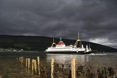 Betrokken veerboot Stock Fotografie