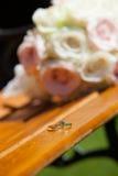 Betrothal detail Stock Image
