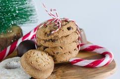 Betrug Galletas y Dulces de Navidad adornos Lizenzfreies Stockbild