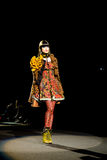 Betsey Johnson Woche des Fall-2011Fashion Lizenzfreie Stockfotos