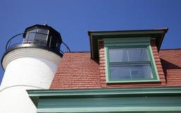 betsie latarni morskiej punkt zdjęcia stock