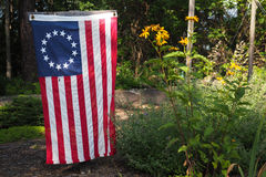 Free Betsy Ross Flag Royalty Free Stock Photo - 58405505