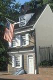 Betsy Ross House. Philadelphia, Pennsylvania Stock Photo