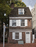 Betsy Ross House royalty-vrije stock afbeelding