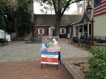 Betsy Ross House,  Philadelphia, USA Royalty Free Stock Image