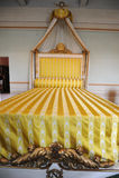 Bett von Napoleon bei Portoferraio, Elba-Insel Stockbilder