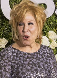 Bette Midler Royalty Free Stock Photos