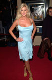 Victoria Silvstedt Royalty Free Stock Photos