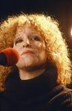 Bette Midler Sings Stock Image