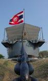 Bettel ship thai navi Stock Images