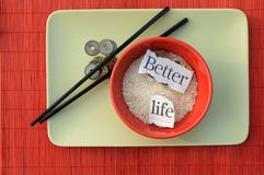 Better Life Stock Images