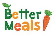 Better Meals Logogram, Icon and Vector Illustration. For many purpose such as healthy food logo, print on apron, food ware, clothes, purse, bag, stationery, etc Stock Illustration