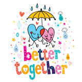Better together Stock Photography