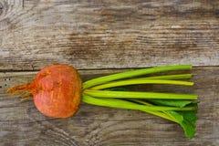 Betteraves oranges crues fraîches, betterave Photos stock