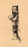 Bettler Stockbilder