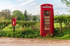Bettws-y-crwyn, Shropshire, Angleterre, R-U photographie stock