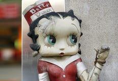 Betty Boop Imagen de archivo