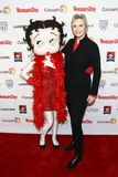 Betty Boop, Jane Lynch Lizenzfreies Stockbild