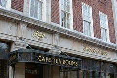 Betty's  Tea rooms Stock Image